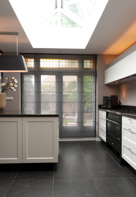 keuken binnen 15