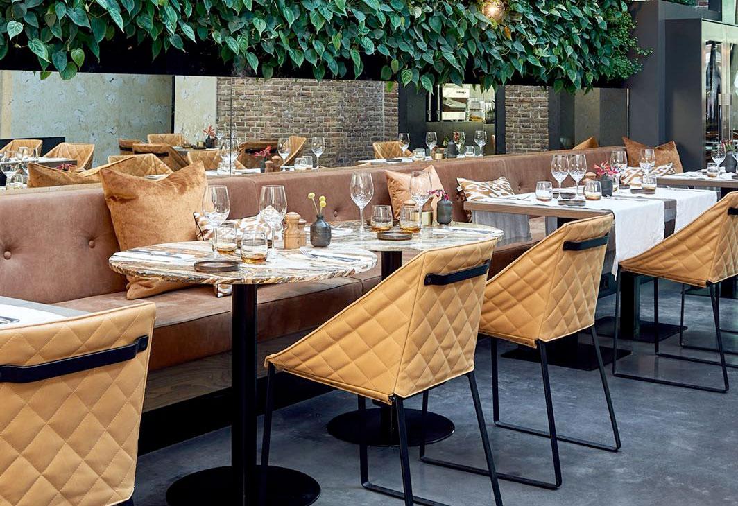 HEX restaurant exclusief rietveld interieurbouw oudewater kasper sluijs